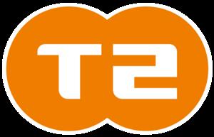 T-2 logo | Novo mesto | Supernova
